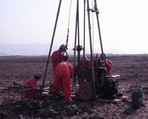 地质钻(坑)探