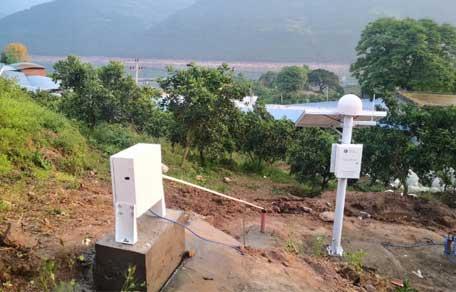 地质灾害安全智能监测解决方案