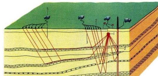 地震勘探事故风险分析