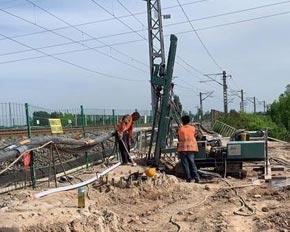 地震钻孔管理