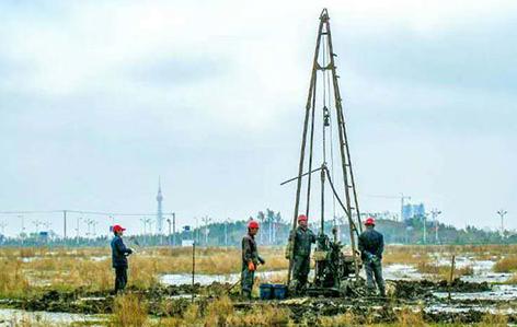 物探方法之地质雷达探测